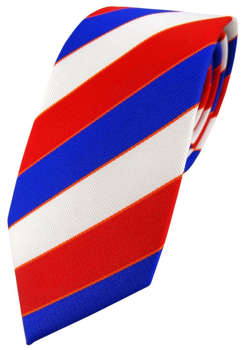 Designer Krawatte braun blau grün rot rosa orange gestreift   NEU